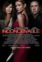 Inconceivable (2017) Poster