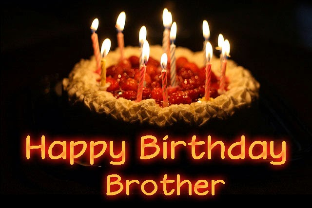 Happy Birthday Wishes To My Brother Quotes: Happy Birthday Brother Quotes. QuotesGram