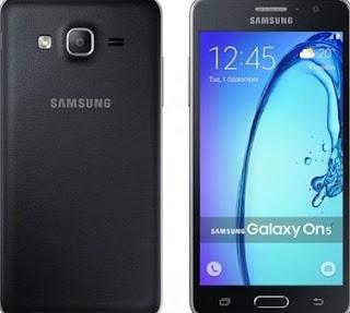 Firmware Samsung Galaxy On 5 SM-G550FY.