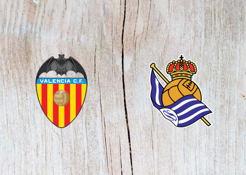 Valencia vs Real Sociedad - Highlights 10 February 2019