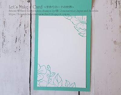 Stitched Seasons Dies and Blended Seasons Stamp Set  Satomi Wellard-Independent Stampin'Up! Demonstrator in Japan and Australia, #su, #stampinup, #cardmaking, #papercrafting, #rubberstamping, #stampinuponlineorder, #craftonlinestore, # StitchedSeasonsDies  #BlendedSeasons #スタンピン #スタンピンアップ #スタンピンアップ公認デモンストレーター #ウェラード里美 #手作りカード #スタンプ #カードメーキング #ペーパークラフト #スクラップブッキング #ハンドメイド #オンラインクラス #スタンピンアップオンラインオーダー #スタンピンアップオンラインショップ   #動画 #フェイスブックライブワークショップ   #ブレンデッドシーズン #スティッチドシーズンズ