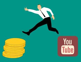 Monetisasi Youtube Uang