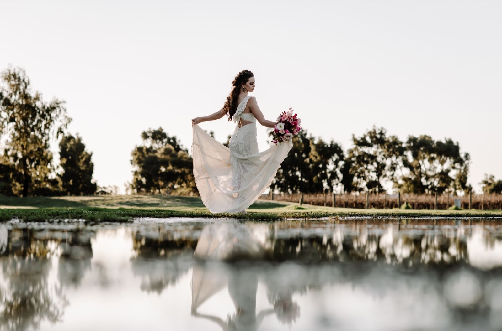 sandie bertrand photography perth weddings bridal gowns floral designer venue styling