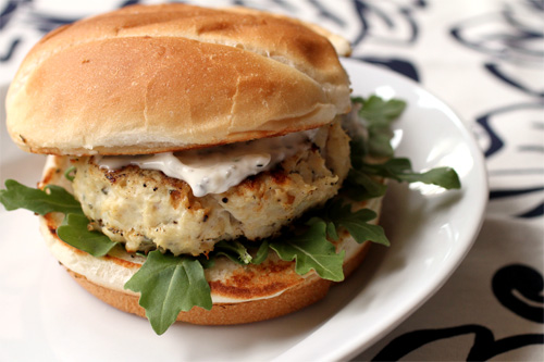 Ground Chicken Recipe For Stuffed Hamburgers