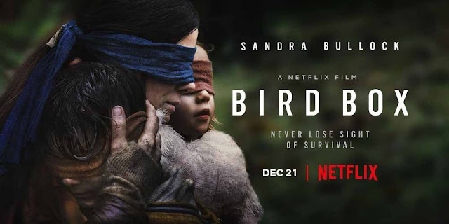 A Ciegas, Bird Box, Netflix, Crítica