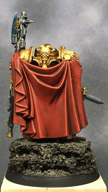 Adeptus Custodes Shield Captain