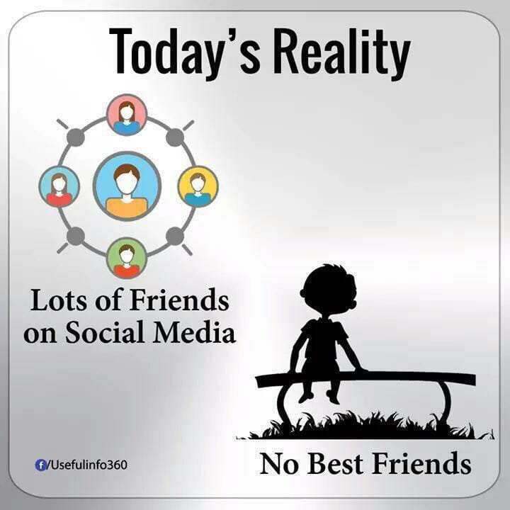 Social Media and Friendships: Is Social Media Diminishing Our Ability To Have Deeper Connections?