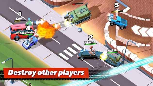 Crash of Cars v 1.4.01 apk