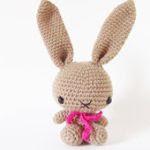 patron gratis conejo amigurumi