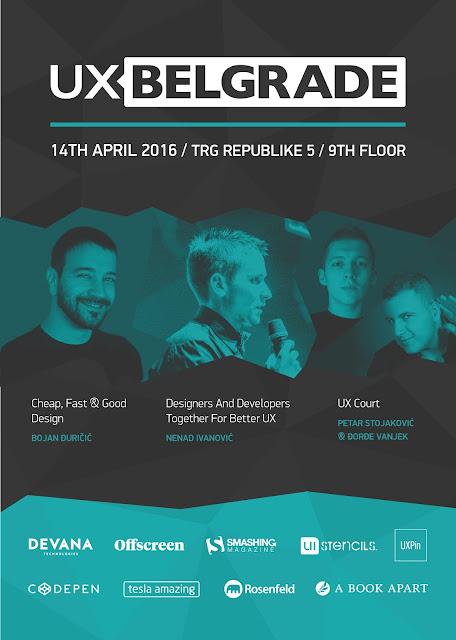 Prvi Meetup za UI/UX dizajn
