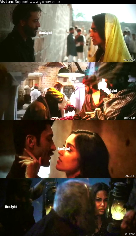 Baadshaho 2017 Hindi DVDScr x264 700MB