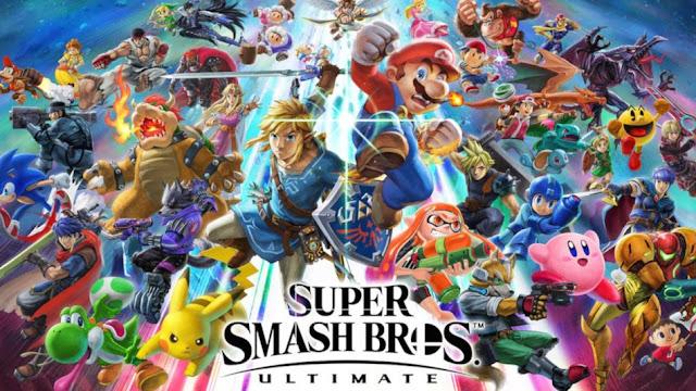 Simon Belmont | Super Smash Bros. Ultimate.