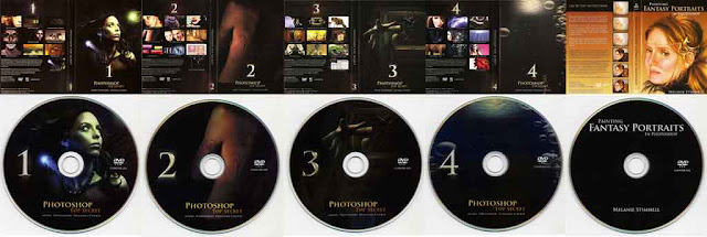 PhotoShop Top Secret FULL 5 DVD Set