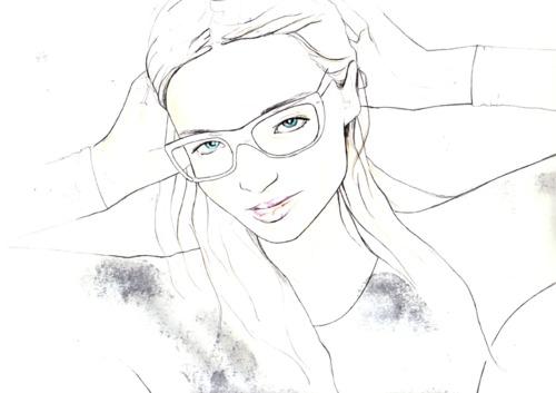 FashionFiZZ: Sarah Hankinson Illustration