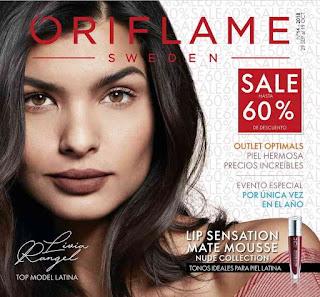 Catálogo Oriflame Campaña 14 Octubre 2018