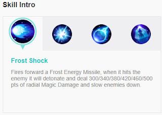 Tips untuk menggunakan hero aurora mobile legends