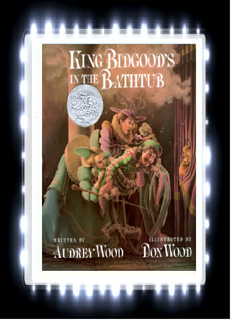 Rabbit Ears Book Blog Book Review King Bidgood S In The