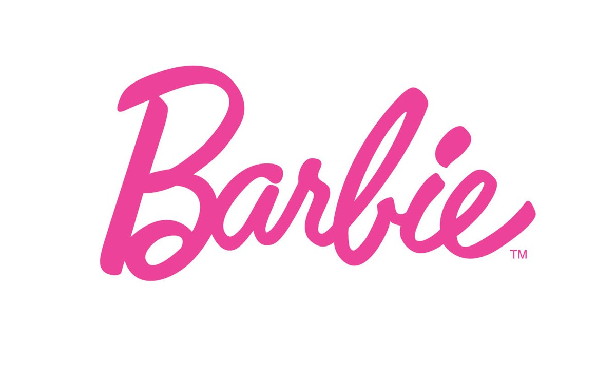 Barbie Doll Heart Birthday Cake