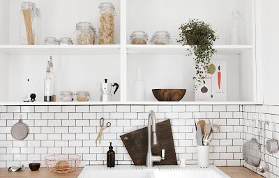 zéro déchets / zero waste : cuisine minimaliste
