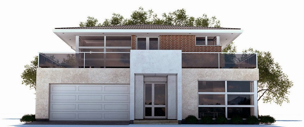 Planos de casa 3 dormitorios 2 plantas planos de casas for Casa moderna 2 plantas