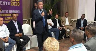 """Leonel: RD debe mejorar seguridad y calidad vida de agentes de la PN.. """"El Internacional"""""""