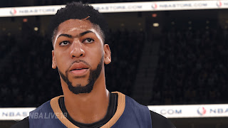 NBA Live 18 PS3 Wallpaper
