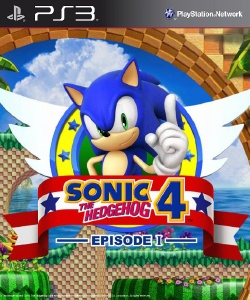 Sonic the Hedgehog 4 Episode 1 PSN - Download game PS3 PS4
