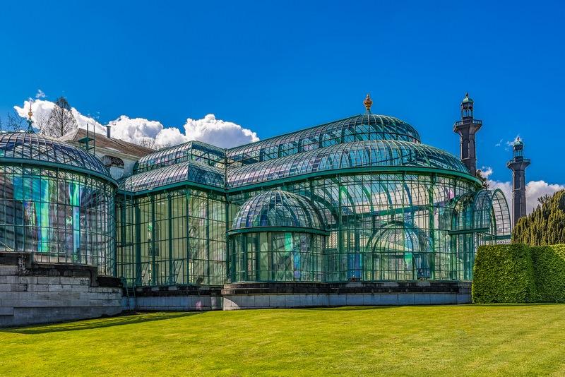 Theatre Greenhouse en Invernaderos Reales de Laeken