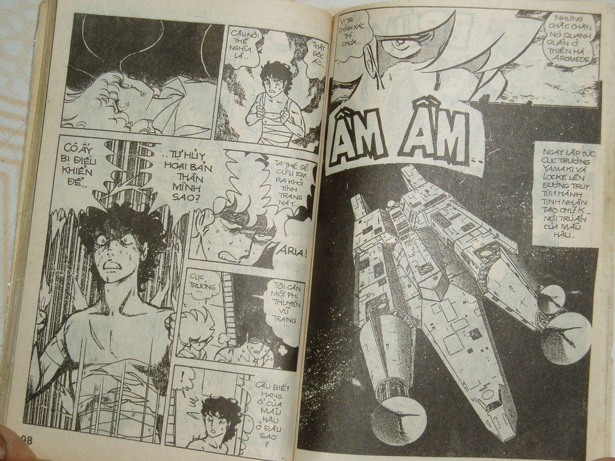 Siêu nhân Locke vol 05 trang 49