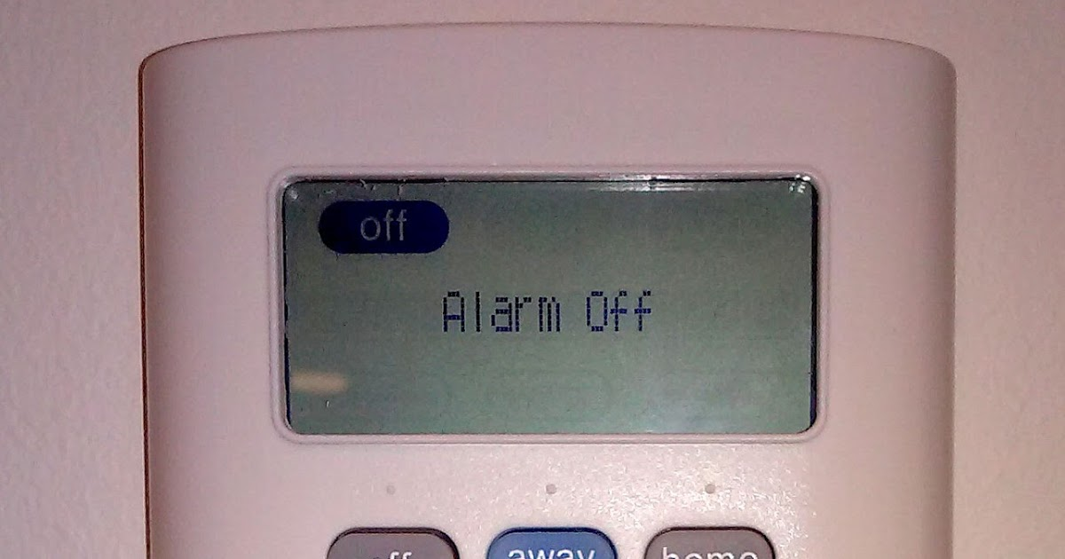 Wireless Alarm System Without Monitoring