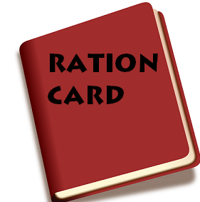 Ration Card Application Form,Applying for Ration Card