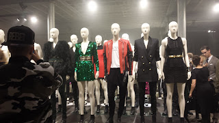 Clothes & Dreams: Balmain x H&M: event