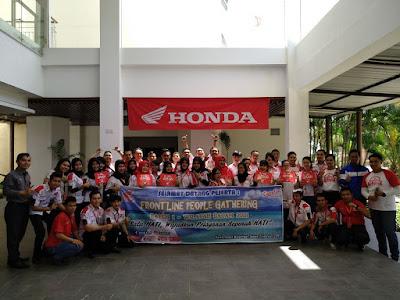 Front Line Gathering Honda 2018