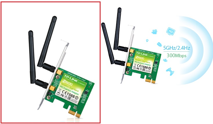 Networking: Drivers-Review-Specs: (Direct link) TP-Link TL-WDN3800