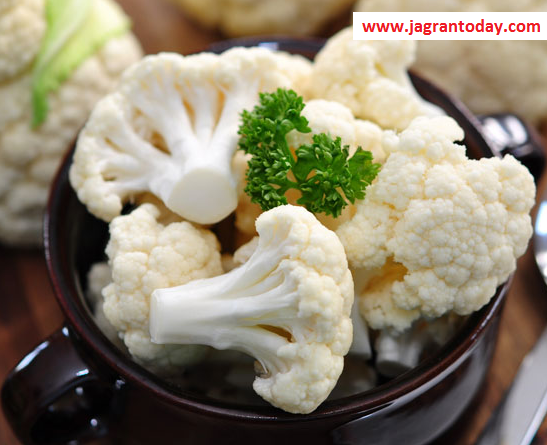 Health Benefits of Cauliflower in Winter