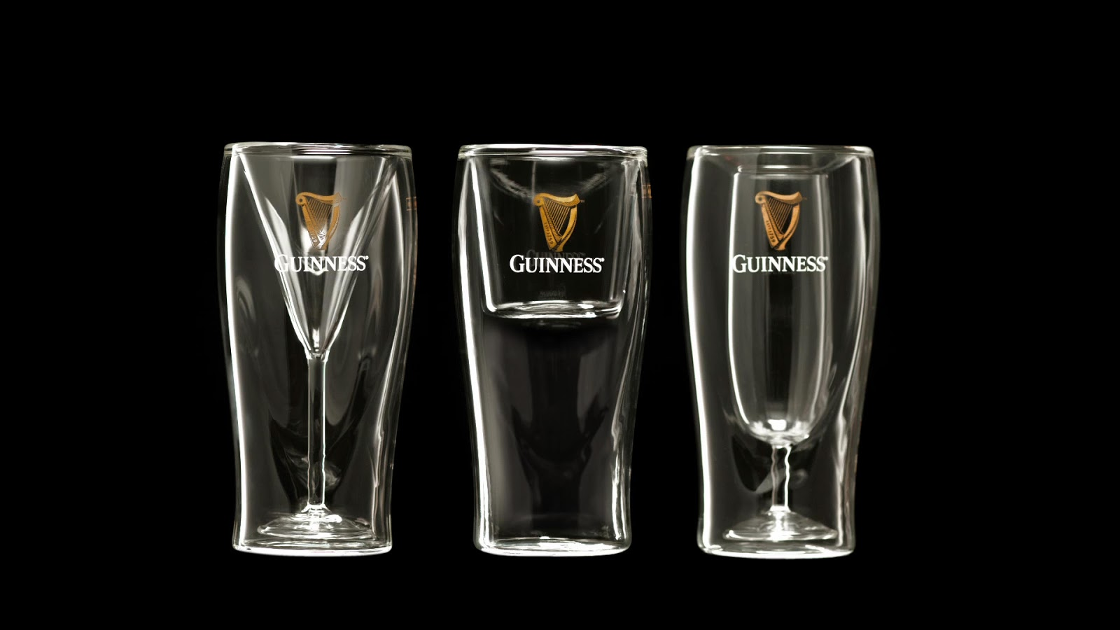 Guinness New Design Glass