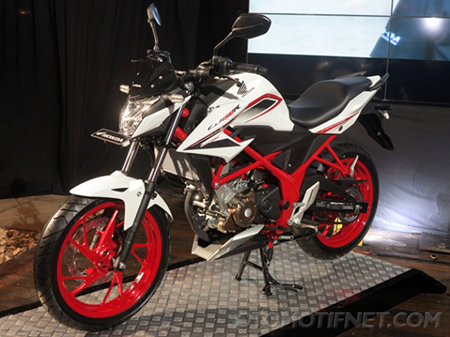Galeri Foto Honda CB150R Special Edition 3