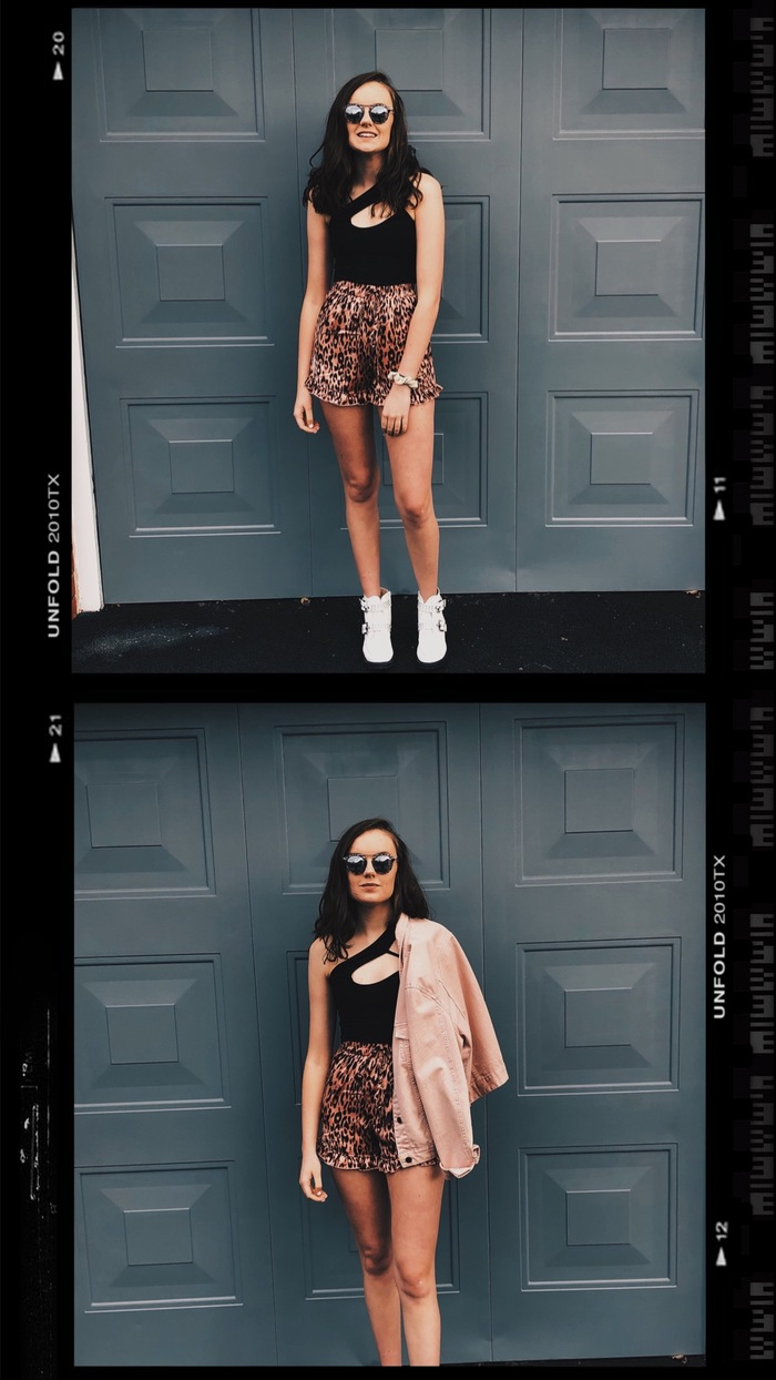 A festival lookbook with an outfit for everyone