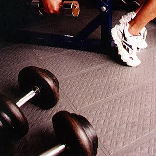 Greatmats ErgoMatta plastic gym tile