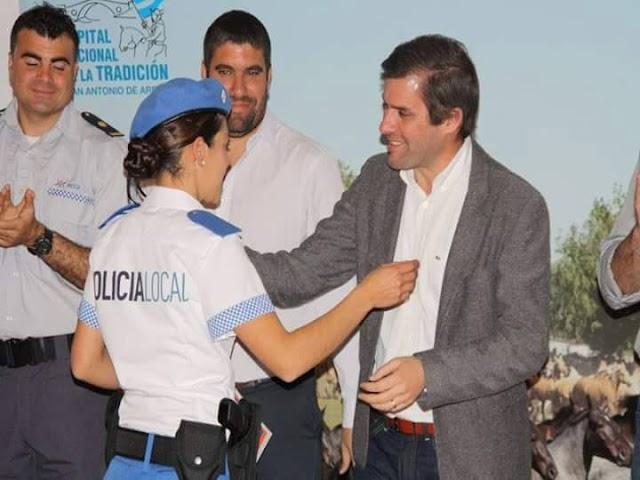 CORRUPCIÓN Y DENUNCIA EN LA POLICIA LOCAL DE SAN ANTONIO DE ARECO