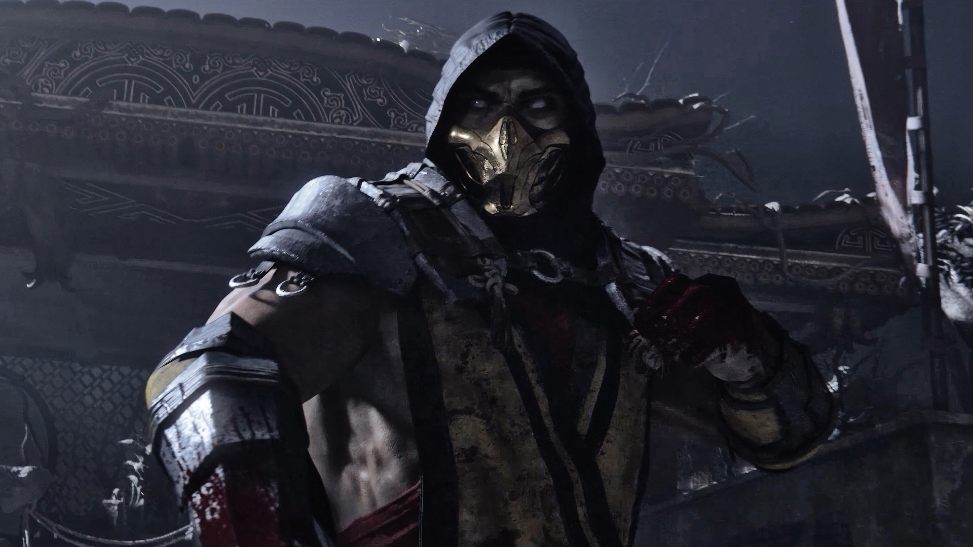 Background Images Read Games Review: Mortal Kombat 11 Wallpapers