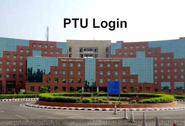 PTU Login