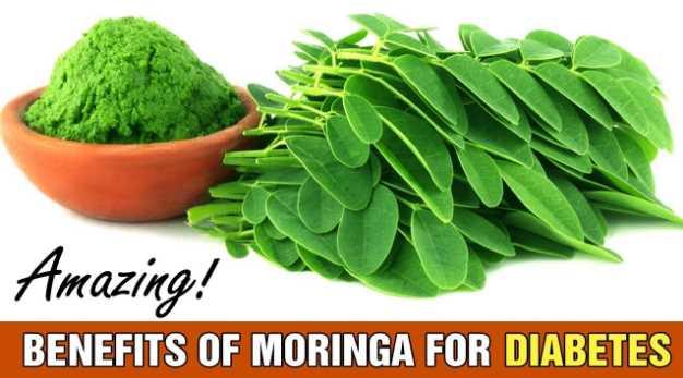 Moringa diabetes treatment at home naturally