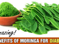 Moringa diabetes treatment at home naturally
