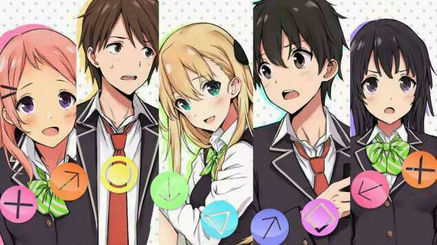 Gamers! BD Batch,Gamers! BD Batch Subtitle Indonesia, Anime Subtitle Indonesia
