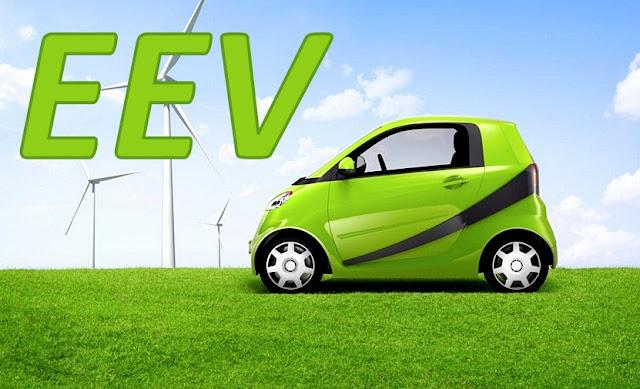 EEV - Energy Efficient Vehicle - Kenderaan Cekap Tenaga di Malaysia