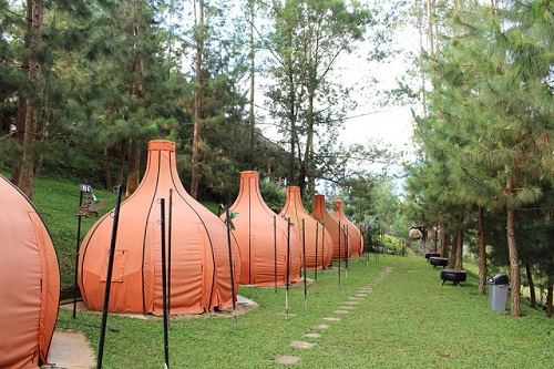 5 Tempat Wisata Tersembunyi Di Jawa Barat Sentosa Wisata