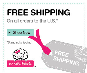 cute labels, free shipping