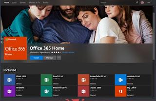 Aplikasi Office 365 Kini Dapat Anda Unduh Di Windows Store