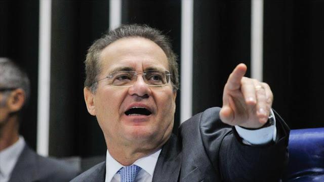 Senado brasileño secunda a su presidente desoyendo orden judicial